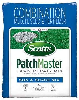 Scotts® Patchmaster® Sun & Shade Mix® 4.75lb