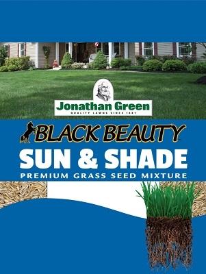 Jonathan Green Black Beauty™ Sun & Shade Mixture Grass Seed