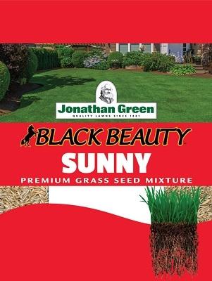 Jonathan Green Black Beauty™ Sunny Mixture Grass Seed