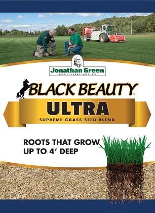 Jonathan Green Black Beauty™ Ultra Grass Seed Mixture