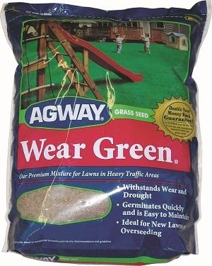 Agway Wear Green Grass Seed