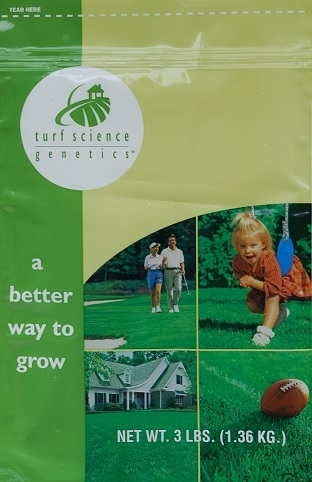 Ellington Sun & Shade Grass Seed Mix