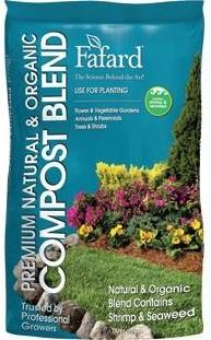 Fafard® Premium Natural & Organic Compost 1 Cu. Ft.