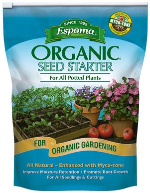 Espoma Organic Seed Starting Mix