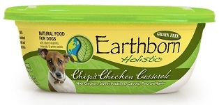 Earthborn Holistic Grain-Free Chip's Chicken Casserole™ Stew