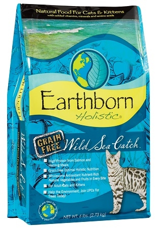 Earthborn Holistic Grain-Free Wild Sea Catch™