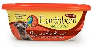 Earthborn Holistic Grain-Free Pepper's Pot Roast™ Stew