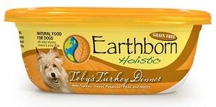 Earthborn Holistic Grain-Free Toby's Turkey Dinner™ in Gravy