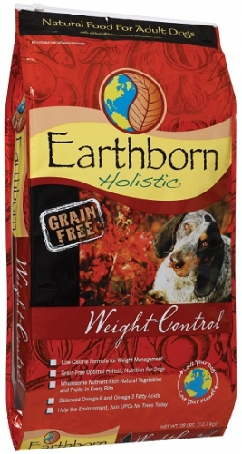 Earthborn Holistic Grain-Free Weight Control