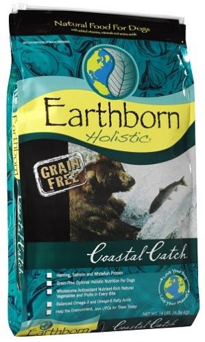 Earthborn Holistic Grain-Free Coastal Catch™