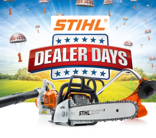 STIHL Dealer Days Happening Now!