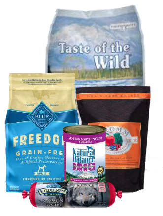 $5 Off Any $40 Pet Food or Pet Supply Purchase
