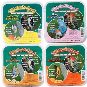 Birdwatcher's Best Suet 12-Pack $11.99