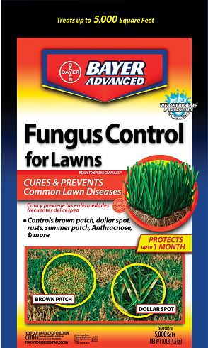 Bayer Fungus Control For Lawns 10Lb. Granules
