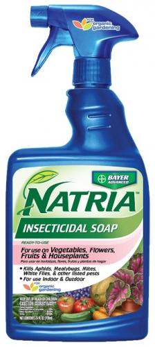 Bayer NATRIA® Insecticidal Soap 24Oz. RTU Spray