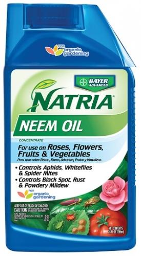Bayer NATRIA® Neem Oil 24Oz. Concentrate