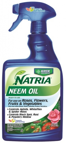 Bayer NATRIA® Neem Oil 24Oz. RTU Spray