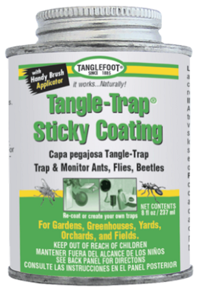 Tanglefoot® Tangle-Trap® Sticky Coating with Brush Cap