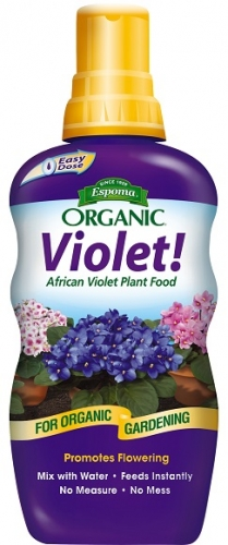 Espoma Organic Violet! African Violet Food 8 Oz. Concentrate