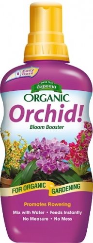 Espoma Organic Orchid! Bloom Booster Plant Food 8 Oz. Concentrate