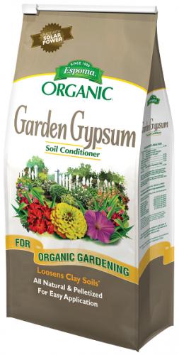 Espoma Organic Garden Gypsum 6Lb.