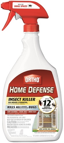 Ortho® Home Defense Insect Killer For Indoor & Perimeter 24 Oz. RTU