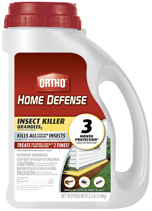 Ortho® Home Defense Insect Killer Granules 2.5 Lbs.