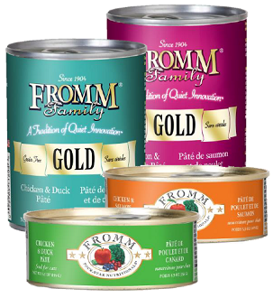 Fromm Dog & Cat Food Cans: Buy 3, Get 1 FREE