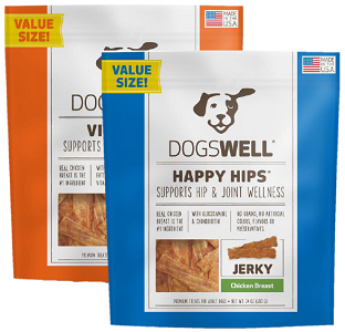 Dogswell Chicken Breast Jerky 24oz: $12.99