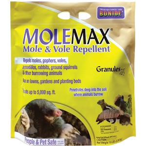 Bonide MoleMax Mole Repellent Granules $15.99