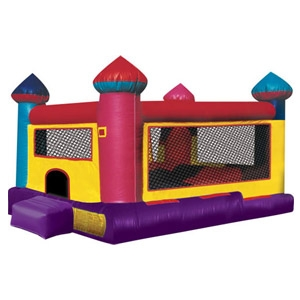 Mini Jump and Ball Pond Combo Bounce House