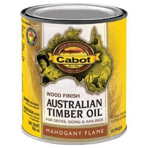 Cabot Australian Timber Oil Wood Stain Finish Qt.