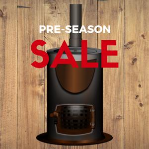 Pre-Season Wood Pellet Sale