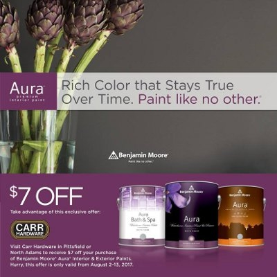 Save Up To $35 On Benjamin Moore® Paint