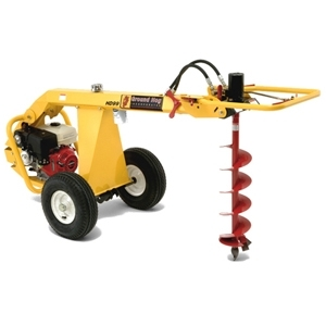 Auger, Hydraulic 1 Man Towable