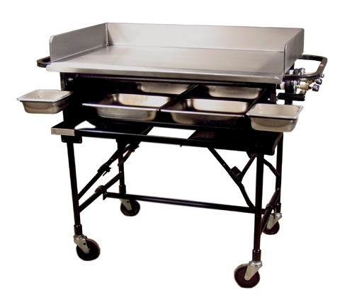 Griddle, 2'x3' Propane
