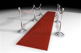 Red Carpet Runner 50'