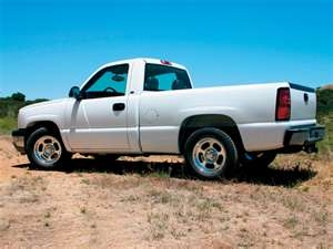 8' Bed Pickup Truck