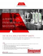 Merillat Masterpiece Savings - Kitchen