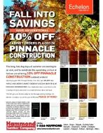Pinnacle Construction Savings - Kitchen