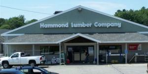 Hammond Lumber Company Brunswick