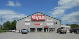 Hammond Lumber Company Damariscotta