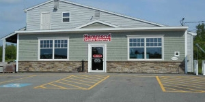 Hammond Lumber Company Wilton