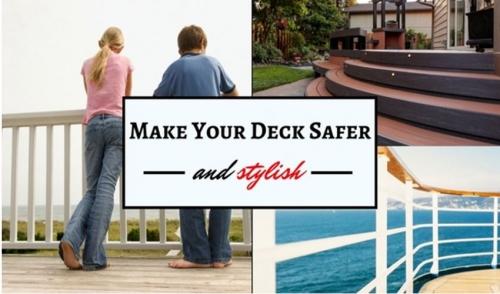 Increasing Deck Safety