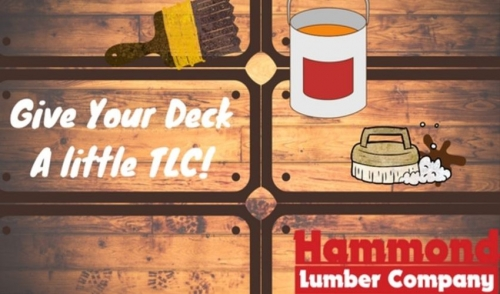 Deck Maintenance & Upkeep