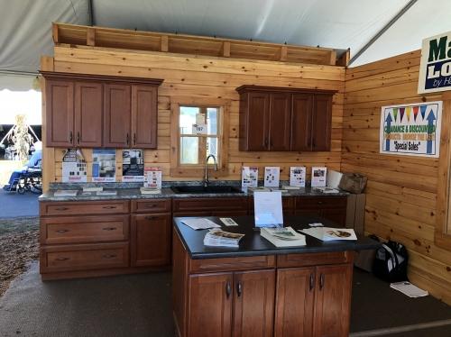 Hammond Lumber wins Best Display at 2017 Fryeburg Fair