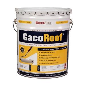 GacoRoof Silicone Roof Coating