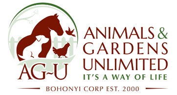 Animals & Gardens Unlimited Logo