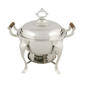 Ornate Round 5 QT Chafer
