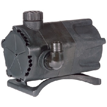 Little Giant Dual Discharge Direct Drive Pond Pump, 1900 GPH